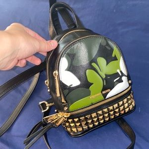 Michael Kors Mini Backpack- special edition